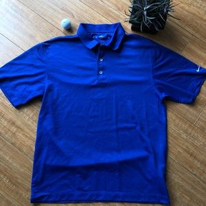 ⛳️Midnight Blue Nike Golf Polo⛳️
